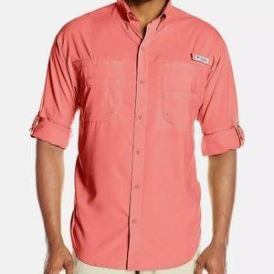 Columbia Mens Tamiami II LS Shirt 128606